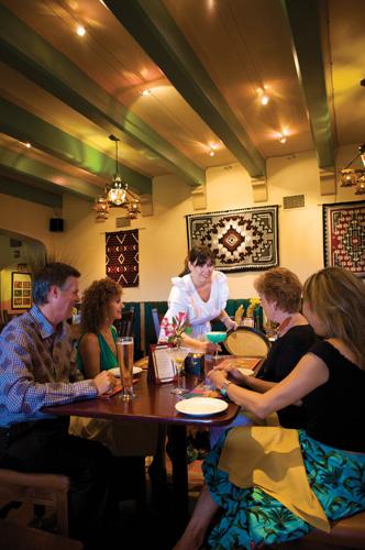The Turquoise Room Restaurant La Posada Hotel Winslow